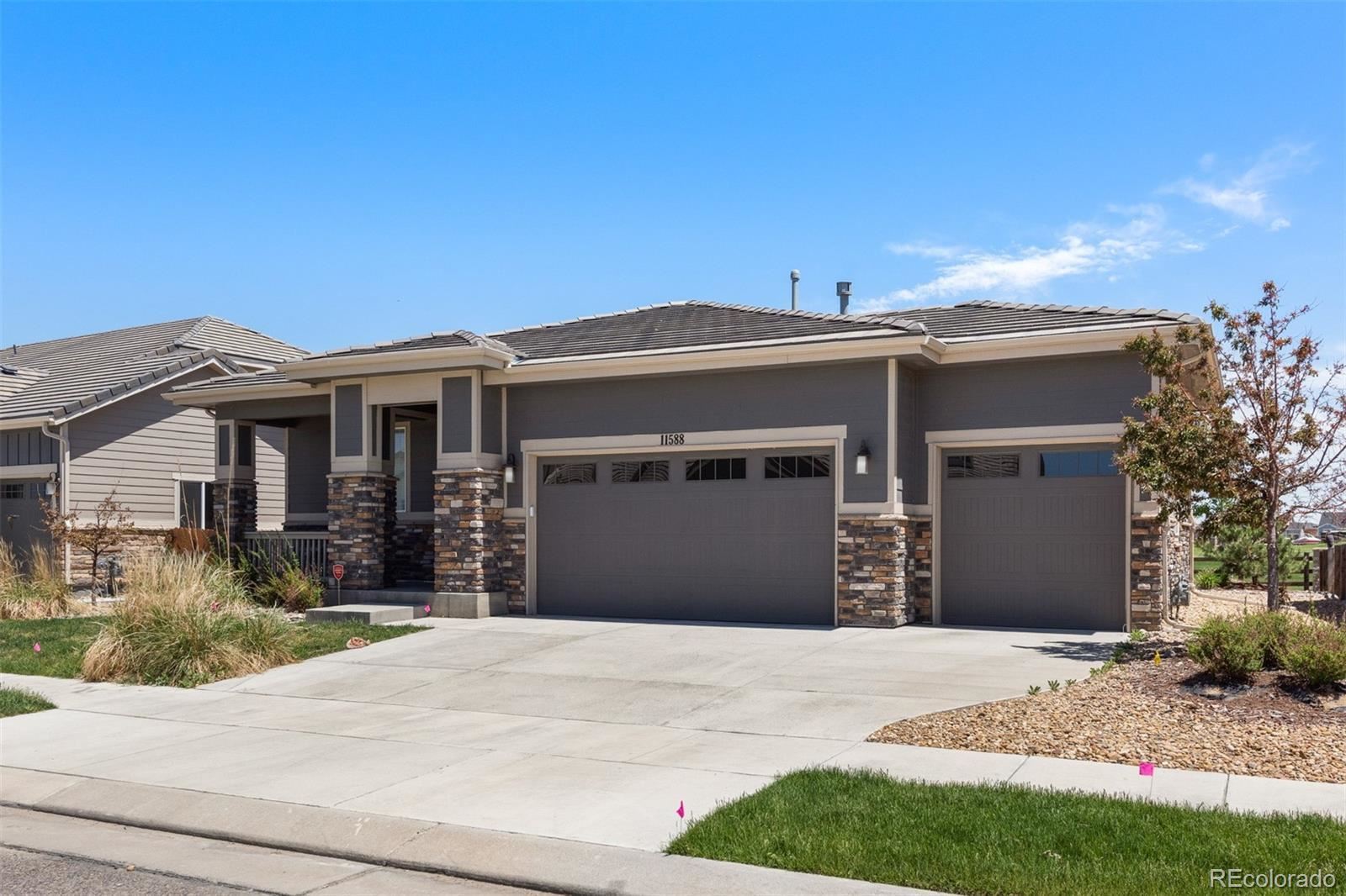 11588 Jasper Street, Commerce City, CO 80022 - #: 9084217