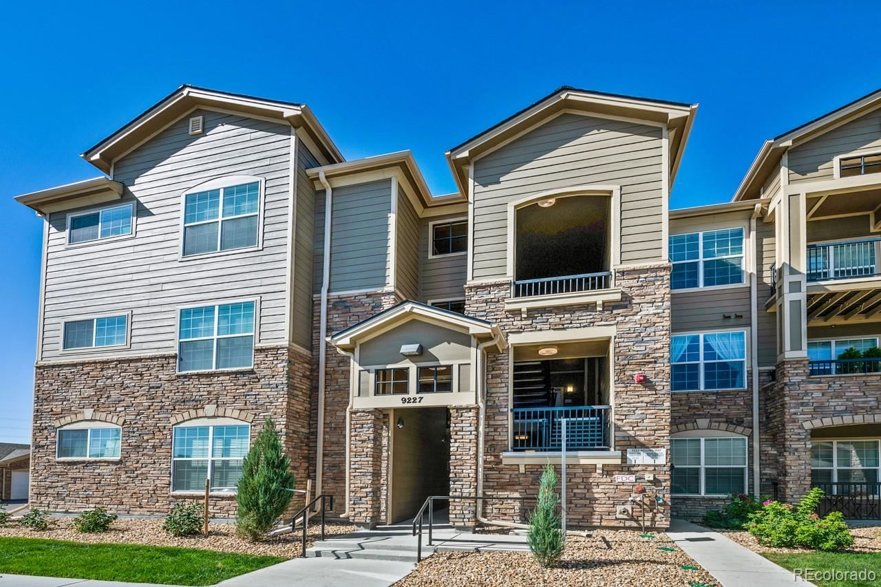 9227  Rolling Way  102 #102, Parker, CO 80134 - #: 1672218