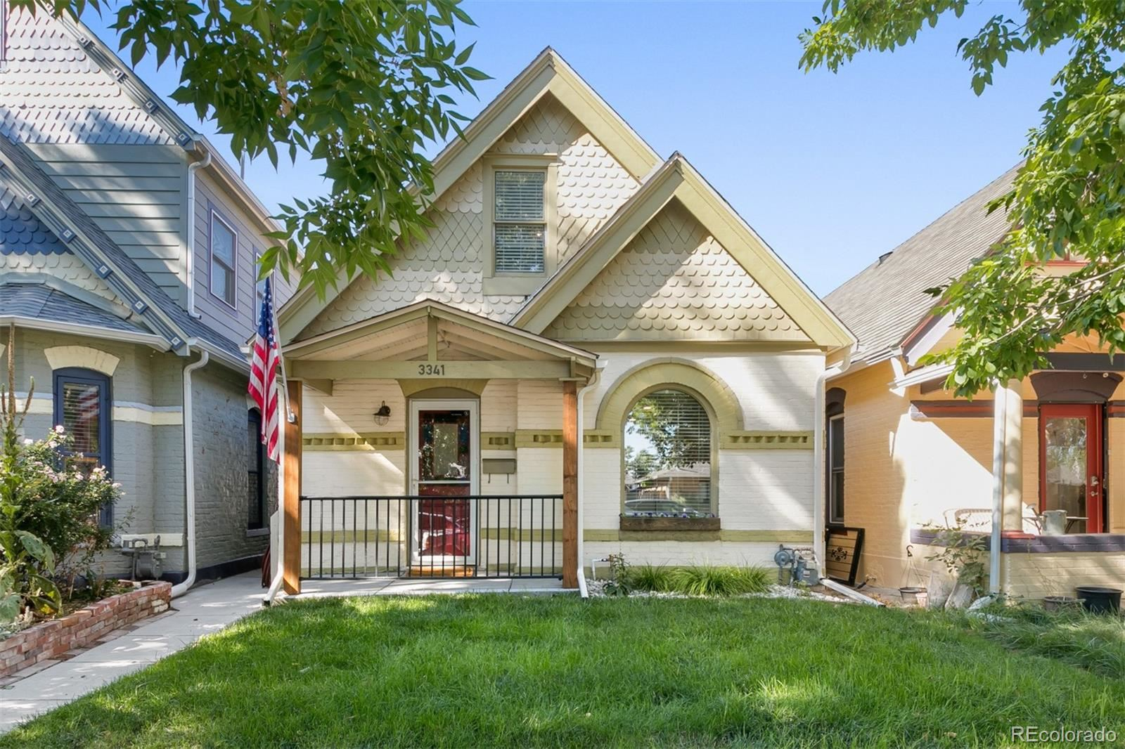 3341 W 33rd Avenue, Denver, CO 80211 - #: 5595218