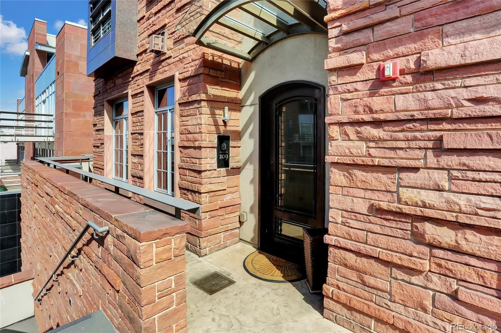Photo of 105 Fillmore Street #209, Denver, CO 80206 (MLS # 9923218)