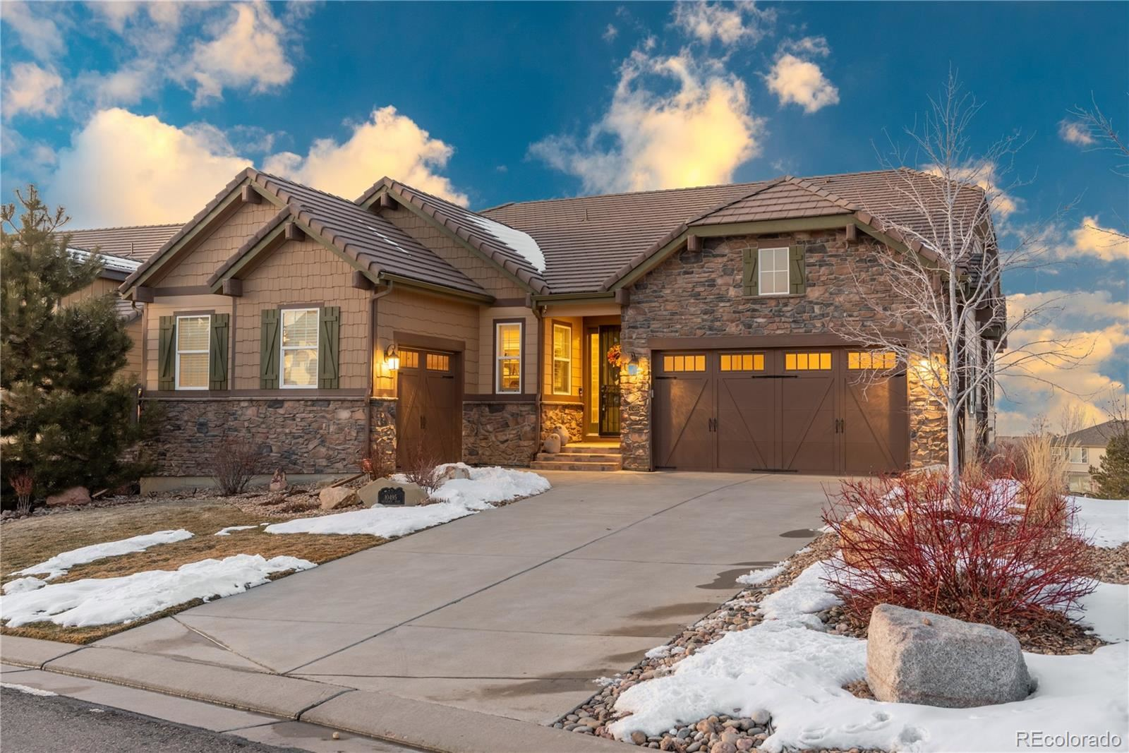 10495  Skyreach Road, Highlands Ranch, CO 80126 - #: 4563219