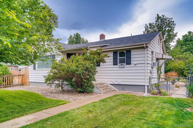 1500 S Monroe Street, Denver, CO 80210 - #: 6406221