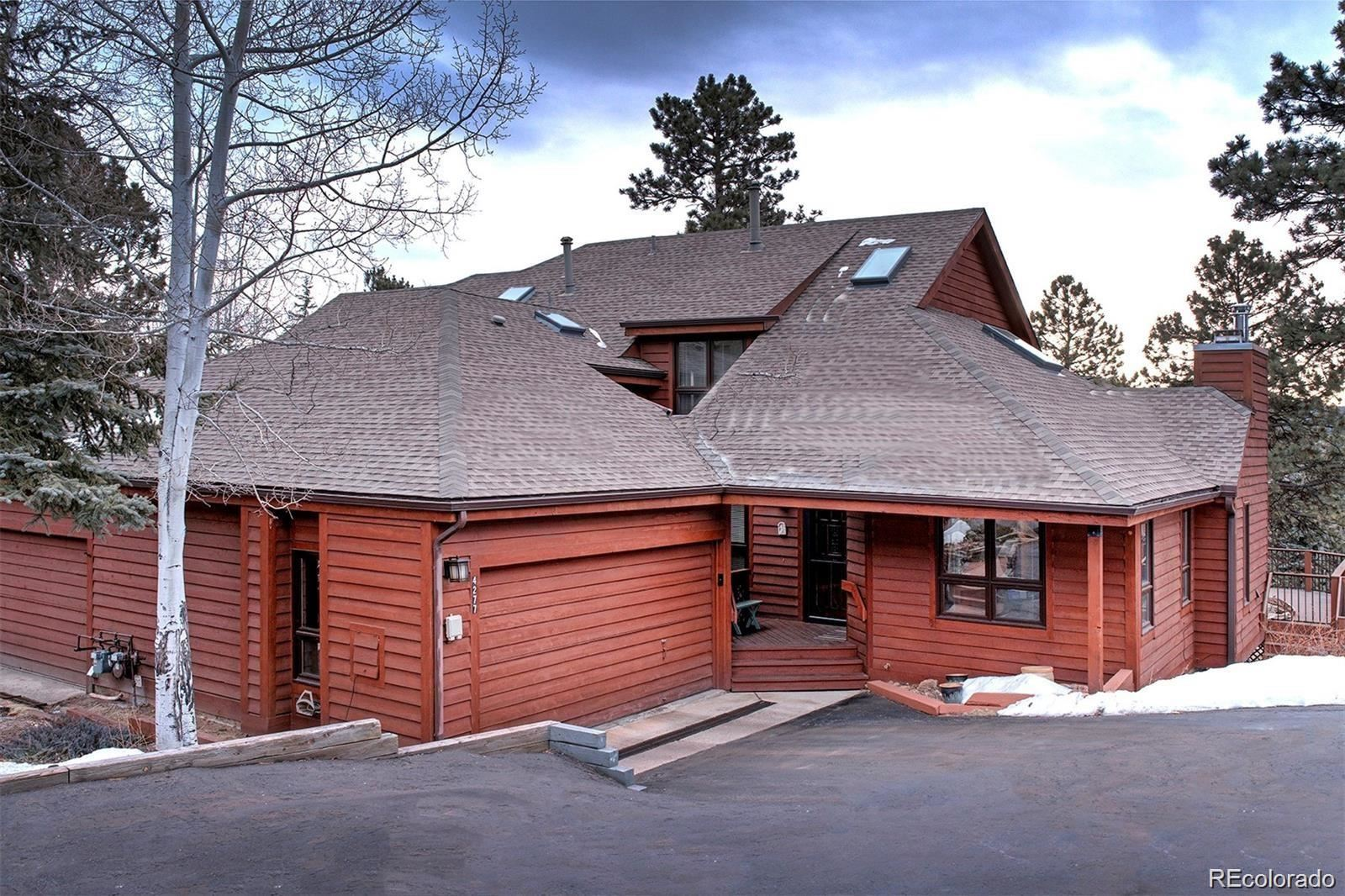 4277  Troutdale Village Drive, Evergreen, CO 80439 - #: 8332221