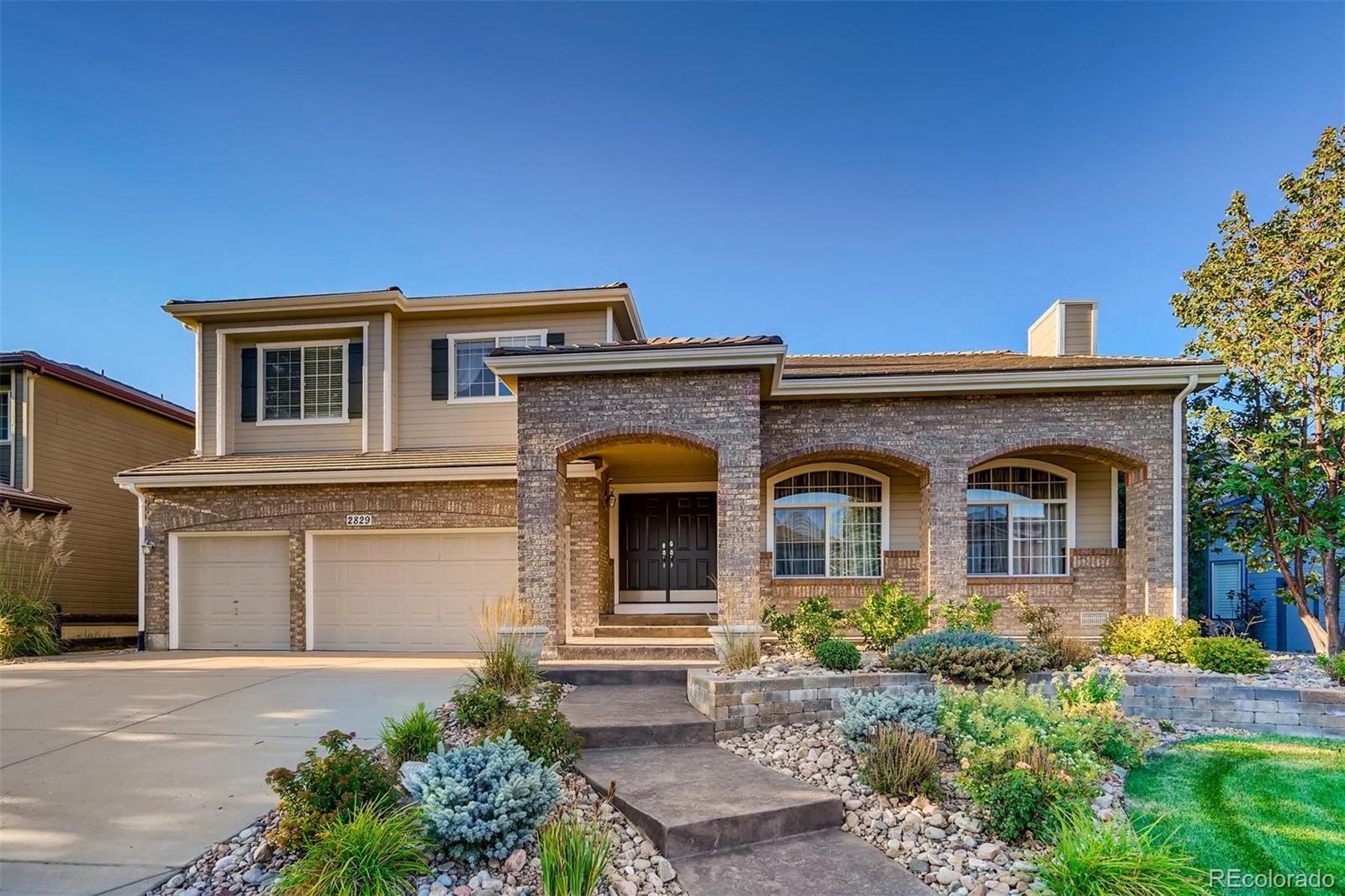 2829 Huntsford Circle, Highlands Ranch, CO 80126 - MLS#: 4445222