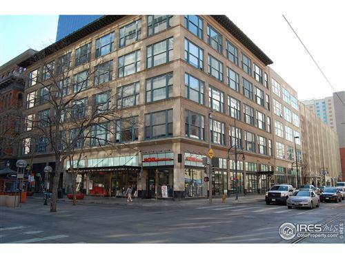 Photo of 720 16th Street #216, Denver, CO 80202 (MLS # IR939223)