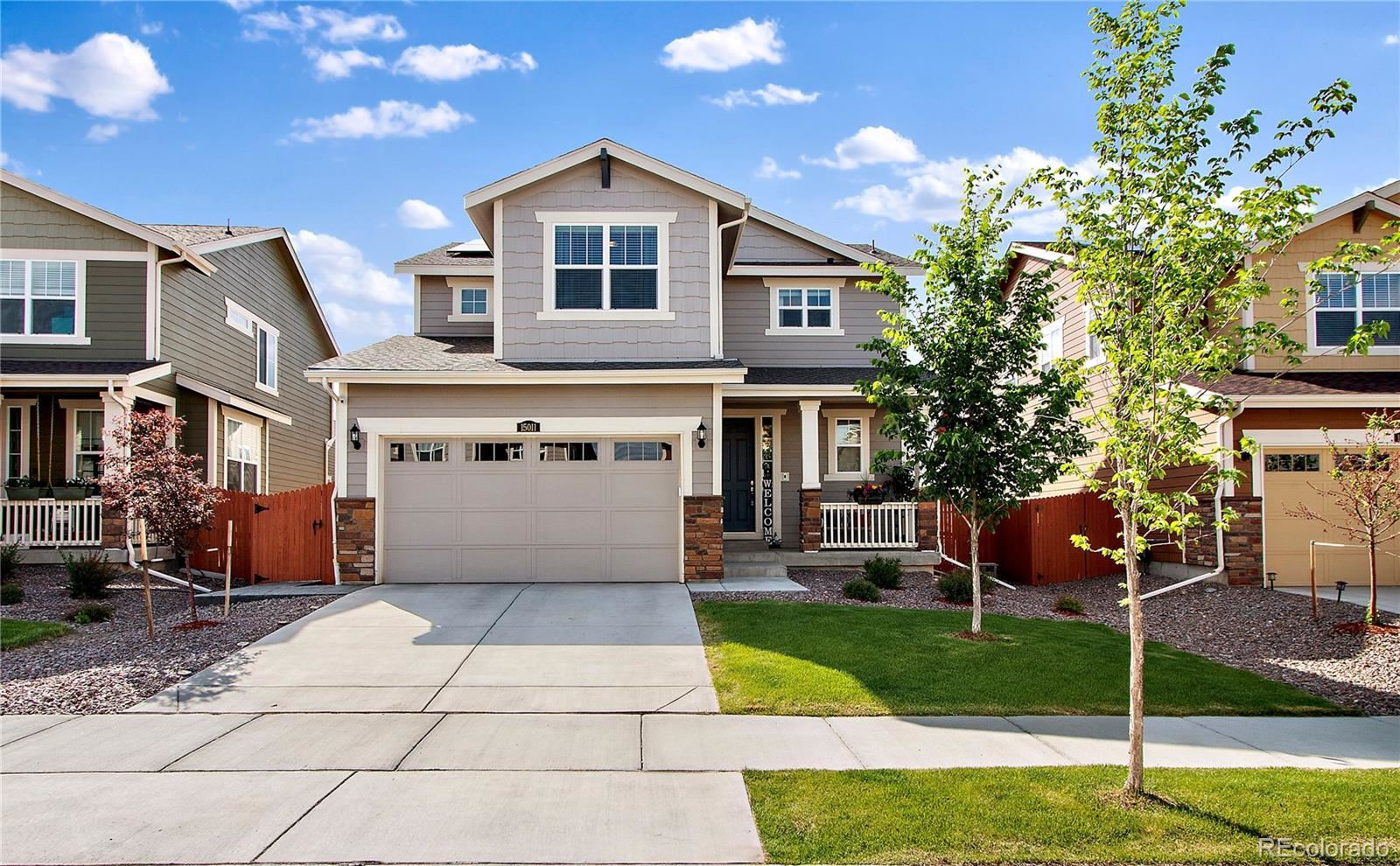 15011  Chicago Street, Parker, CO 80134 - #: 6236223