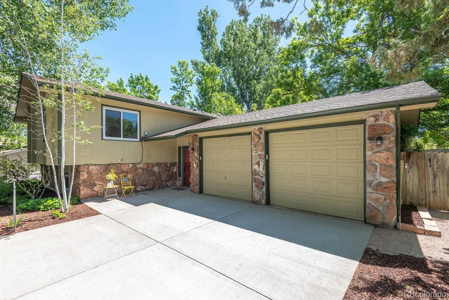 2800  Chaparral Drive, Fort Collins, CO 80526 - #: 1721225