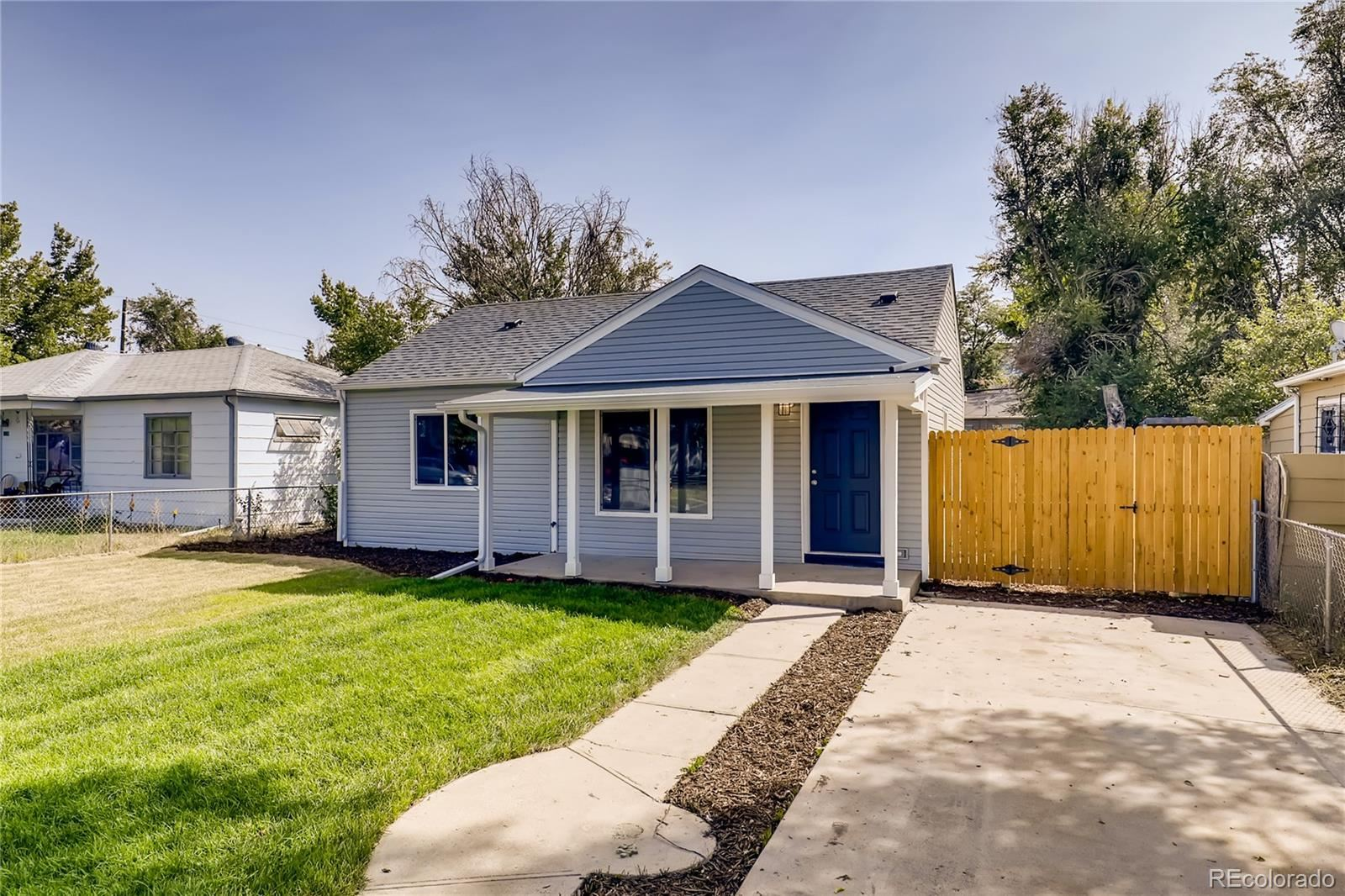 1350 Alton Street, Aurora, CO 80010 - MLS#: 3840225