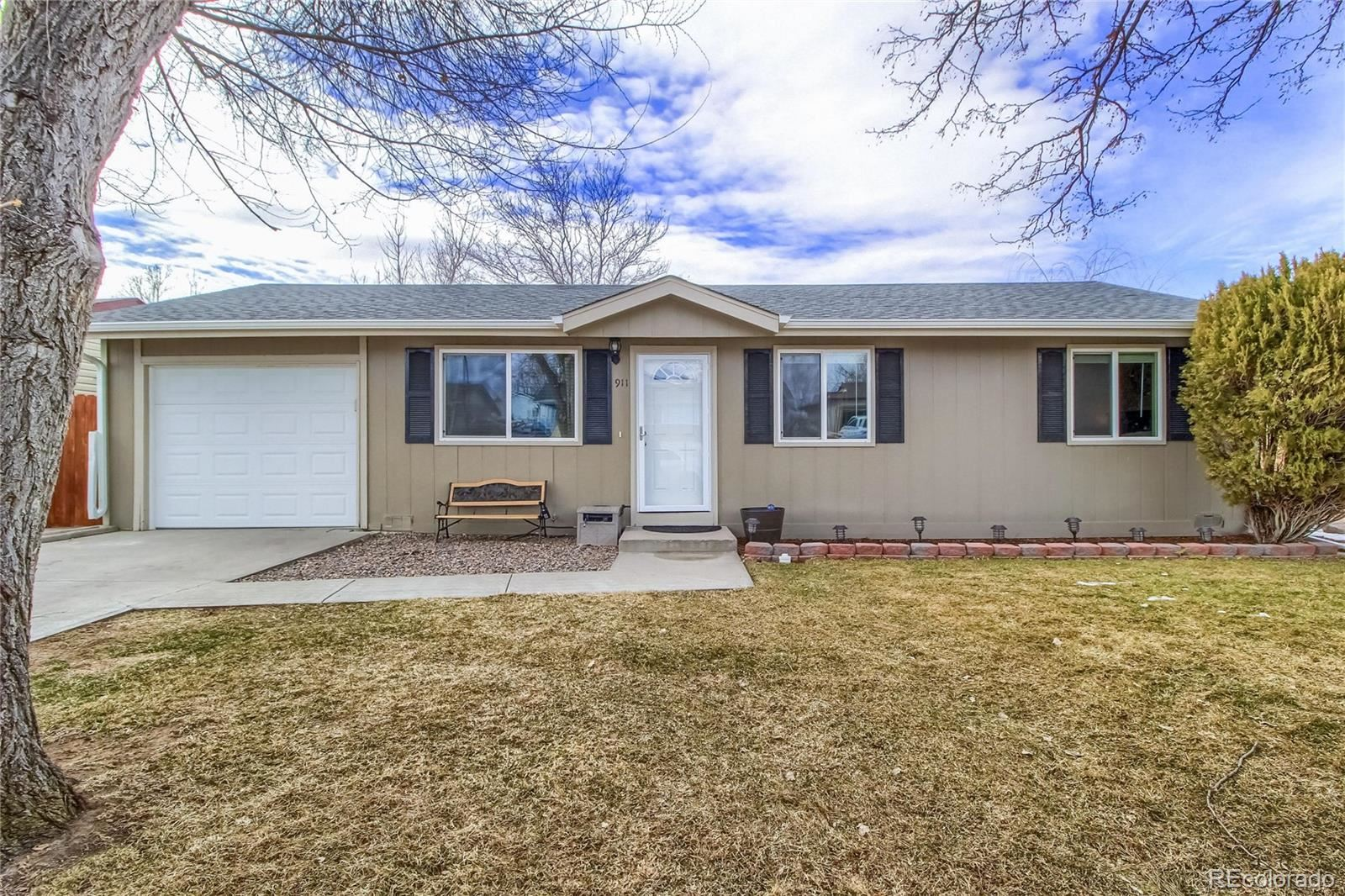 911  Elm Court, Fort Lupton, CO 80621 - #: 5609225