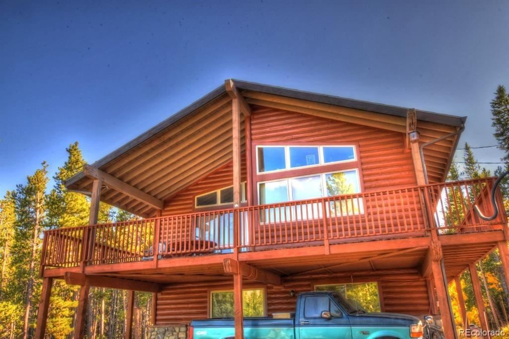 4045  County Road 1, Fairplay, CO 80440 - #: 1582226