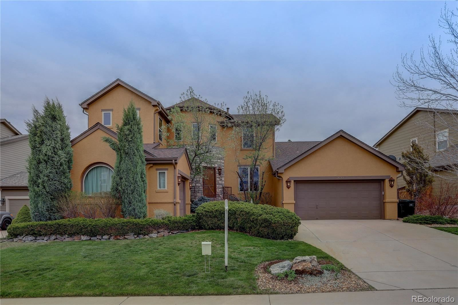 2630 Timberchase Trail, Highlands Ranch, CO 80126 - #: 2948226