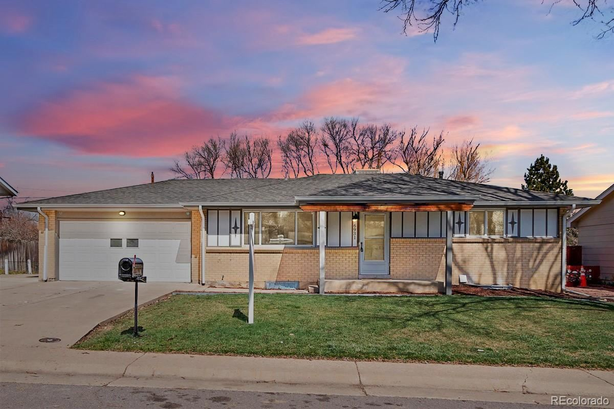 6931 W 75th Place, Arvada, CO 80003 - #: 1854227