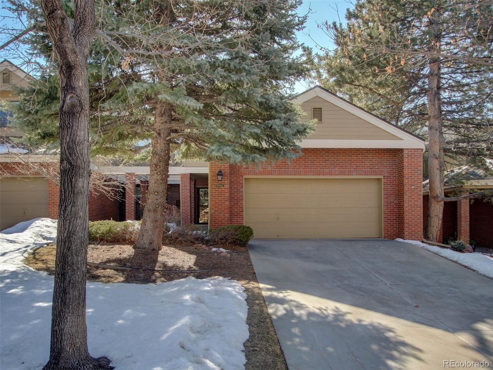 8842  Blue Mountain Place, Highlands Ranch, CO 80126 - #: 7292227