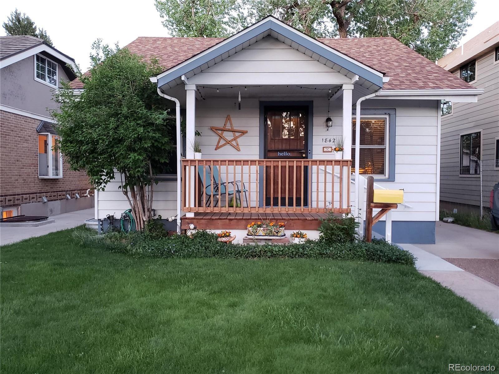 1842 S Franklin Street, Denver, CO 80210 - #: 3966228