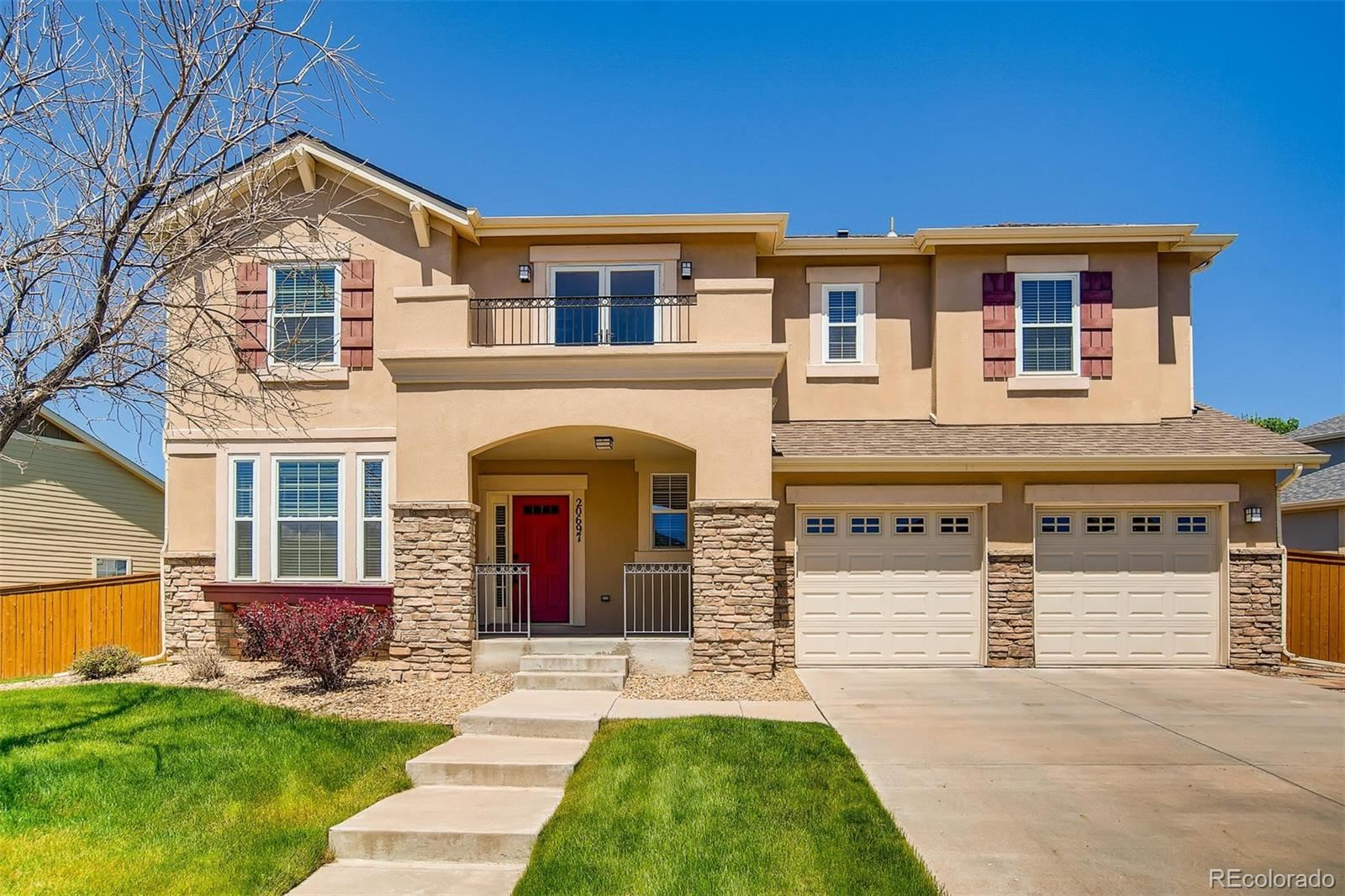 20697 E Eastman Avenue, Aurora, CO 80013 - #: 5699228