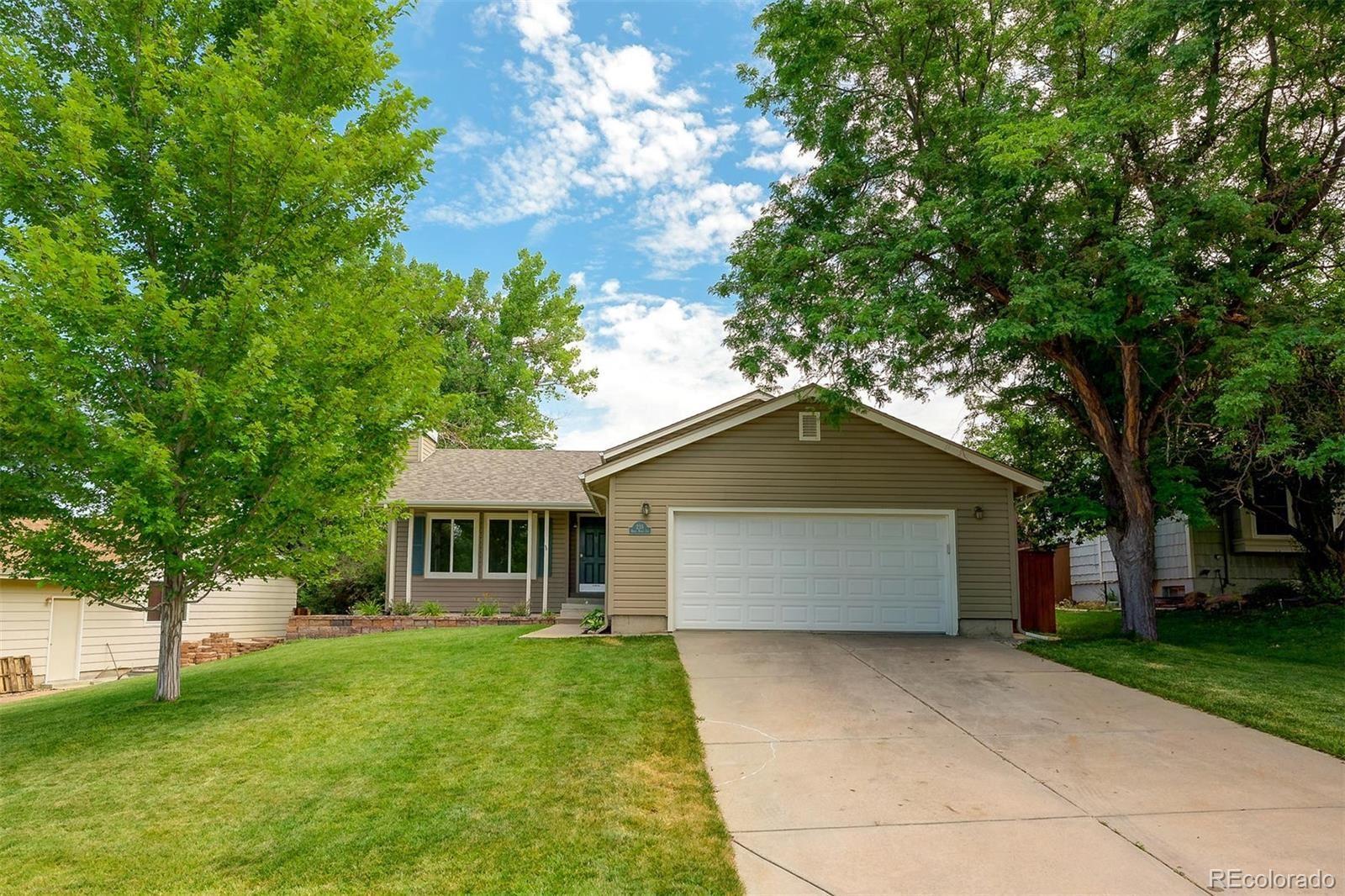 235 Quail Ridge Circle, Highlands Ranch, CO 80126 - #: 5786228