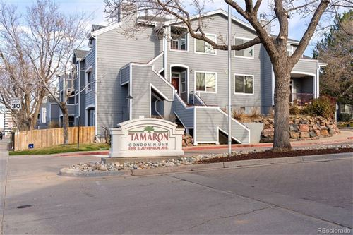 Photo of 8500 E Jefferson Avenue #17A, Denver, CO 80237 (MLS # 7491231)