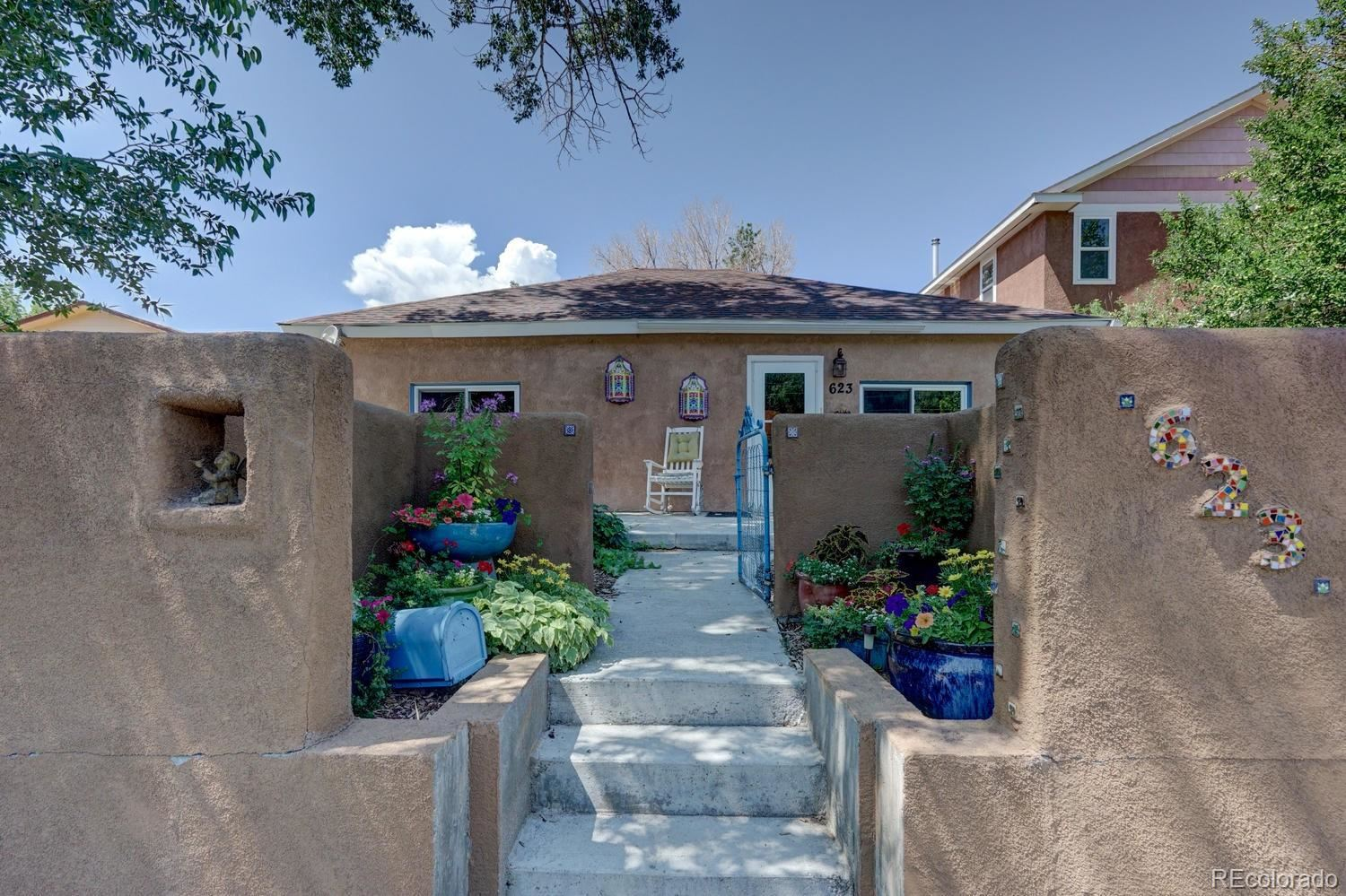 623 W Sackett Avenue, Salida, CO 81201 - #: 5594231