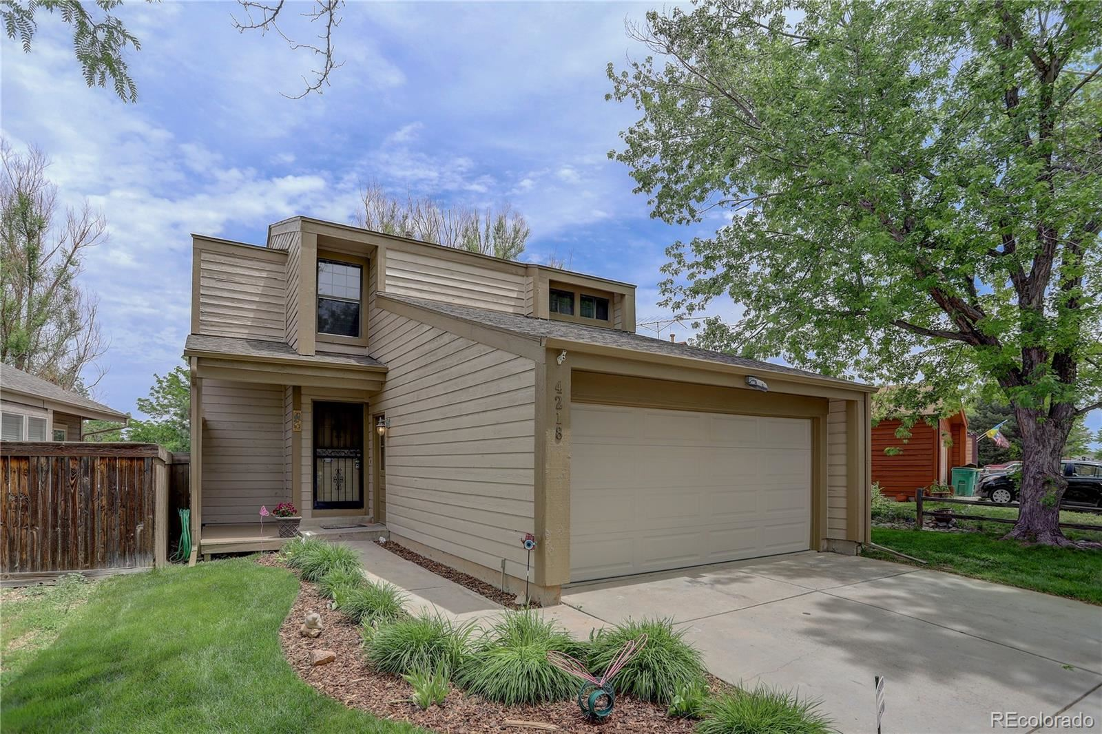 4218 S Richfield Street, Aurora, CO 80013 - #: 4635232