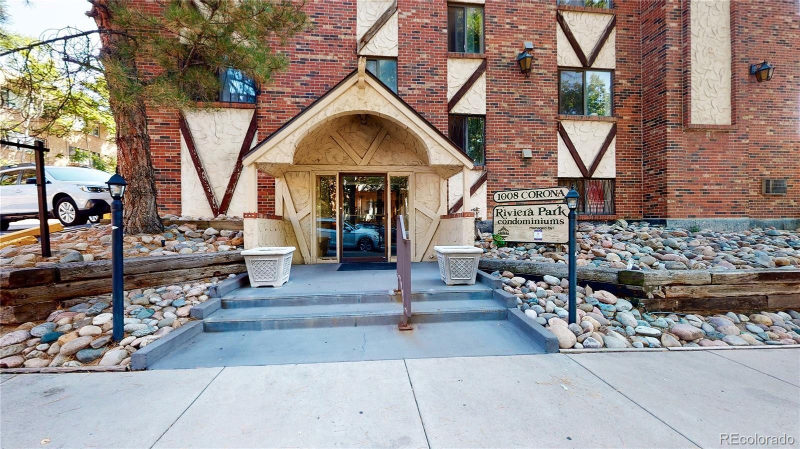 Photo of 1008 N Corona Street #303, Denver, CO 80218 (MLS # 8440232)