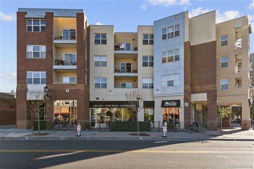 Photo of 2550 Washington Street #408, Denver, CO 80205 (MLS # 7576235)