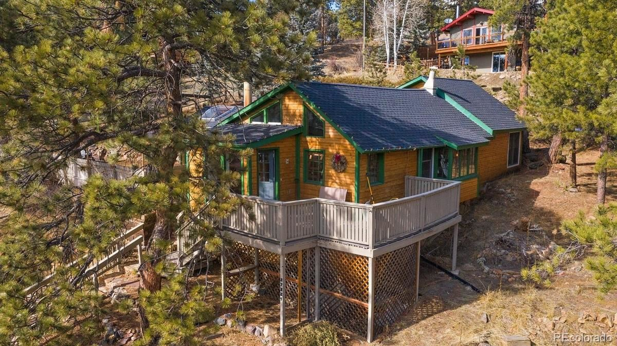 27225  Mountain Park Road, Evergreen, CO 80439 - #: 3034236