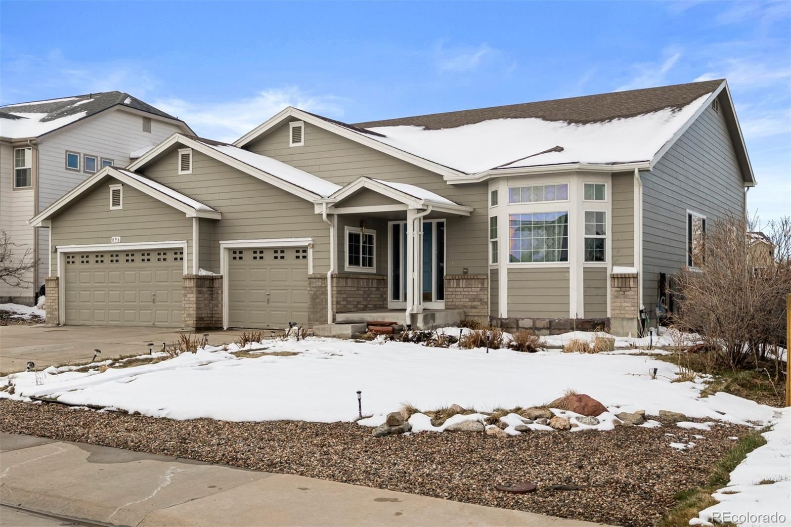 896  Reliance Drive, Erie, CO 80516 - #: 8290236