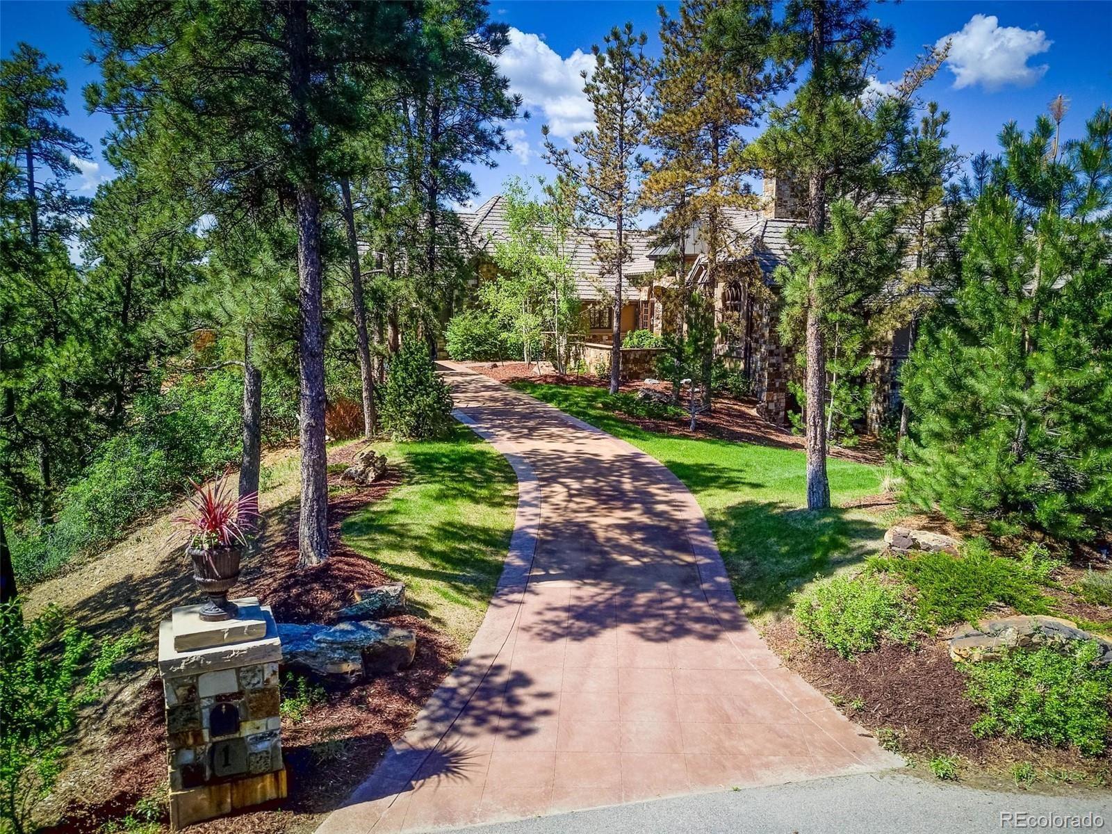 1 Eagle Pointe Lane, Castle Rock, CO 80108 - #: 9024236