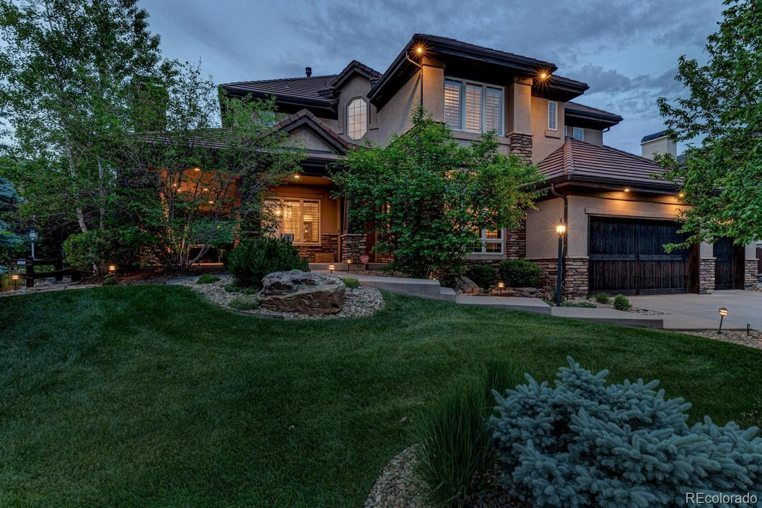 9600 S Shadow Hill Circle, Lone Tree, CO 80124 - #: 3509237