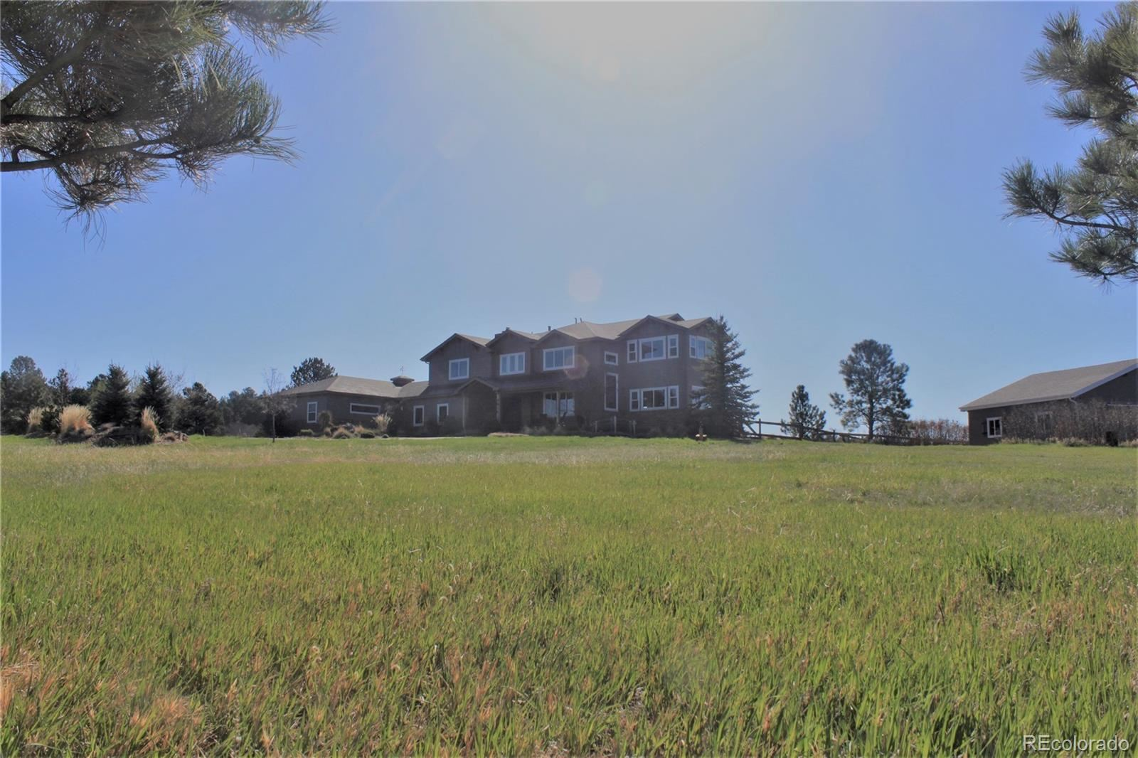 9838  Pine Valley Drive Drive, Franktown, CO 80116 - #: 9499237