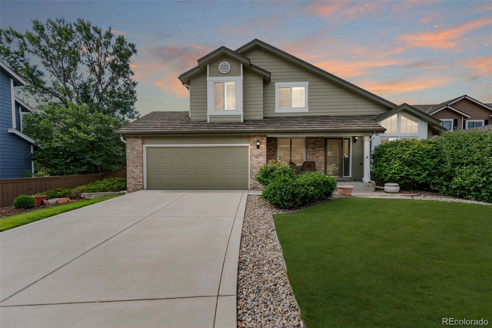 1252 Penrose Place, Highlands Ranch, CO 80126 - #: 9681239