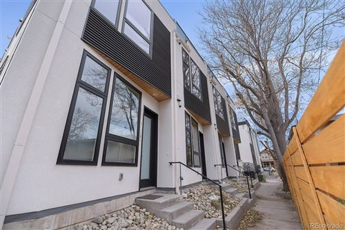 Photo of 3124 North Gilpin Street, Denver, CO 80205 (MLS # 4142240)