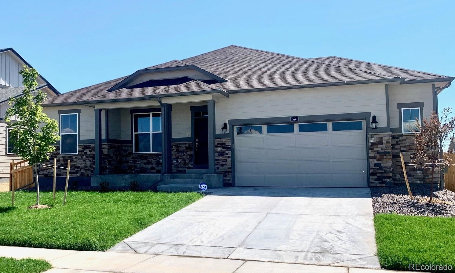 506 N Golden Eagle Parkway, Brighton, CO 80601 - #: 2026241