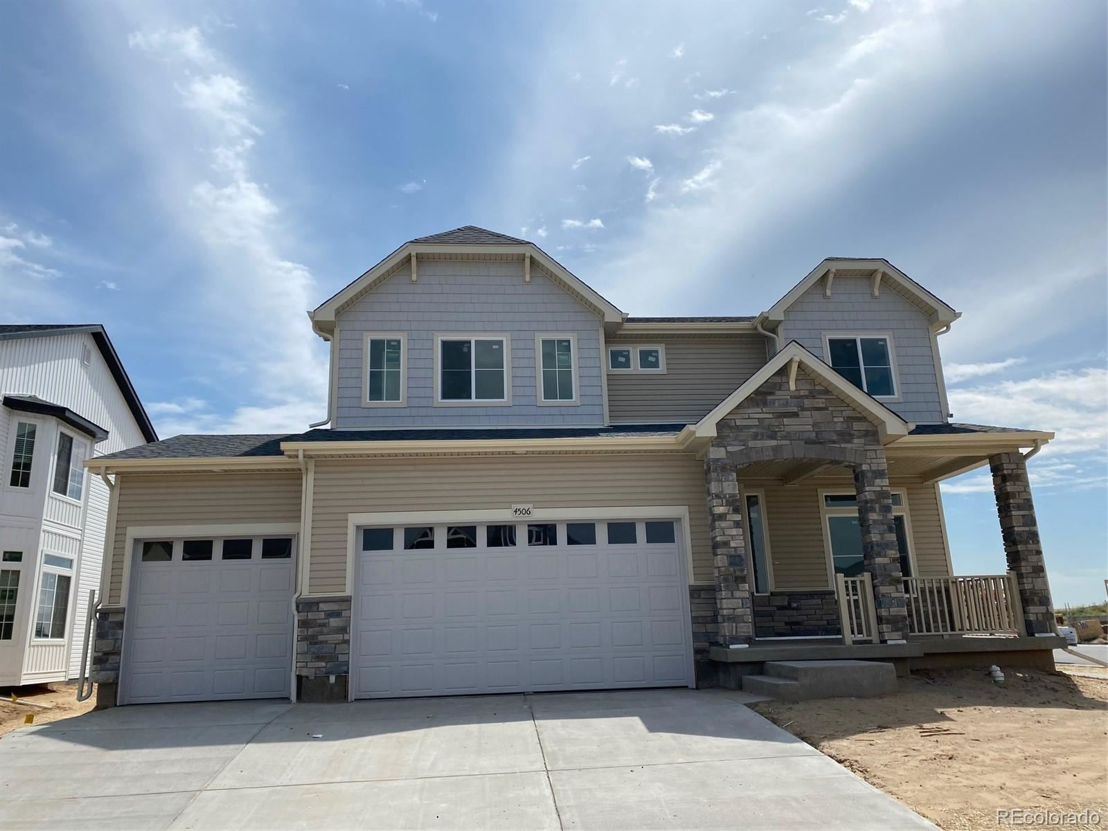 4506 Quatar Court, Aurora, CO 80019 - #: 5433241