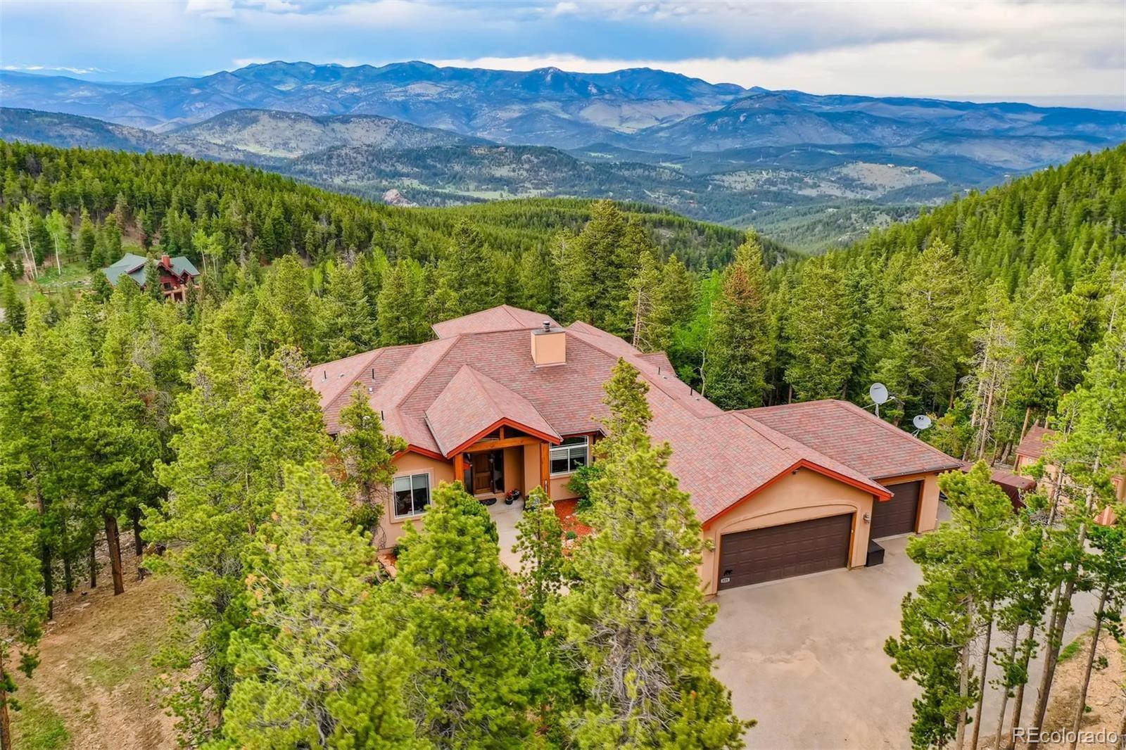 121  Bear Claw Lane, Evergreen, CO 80439 - #: 5661242