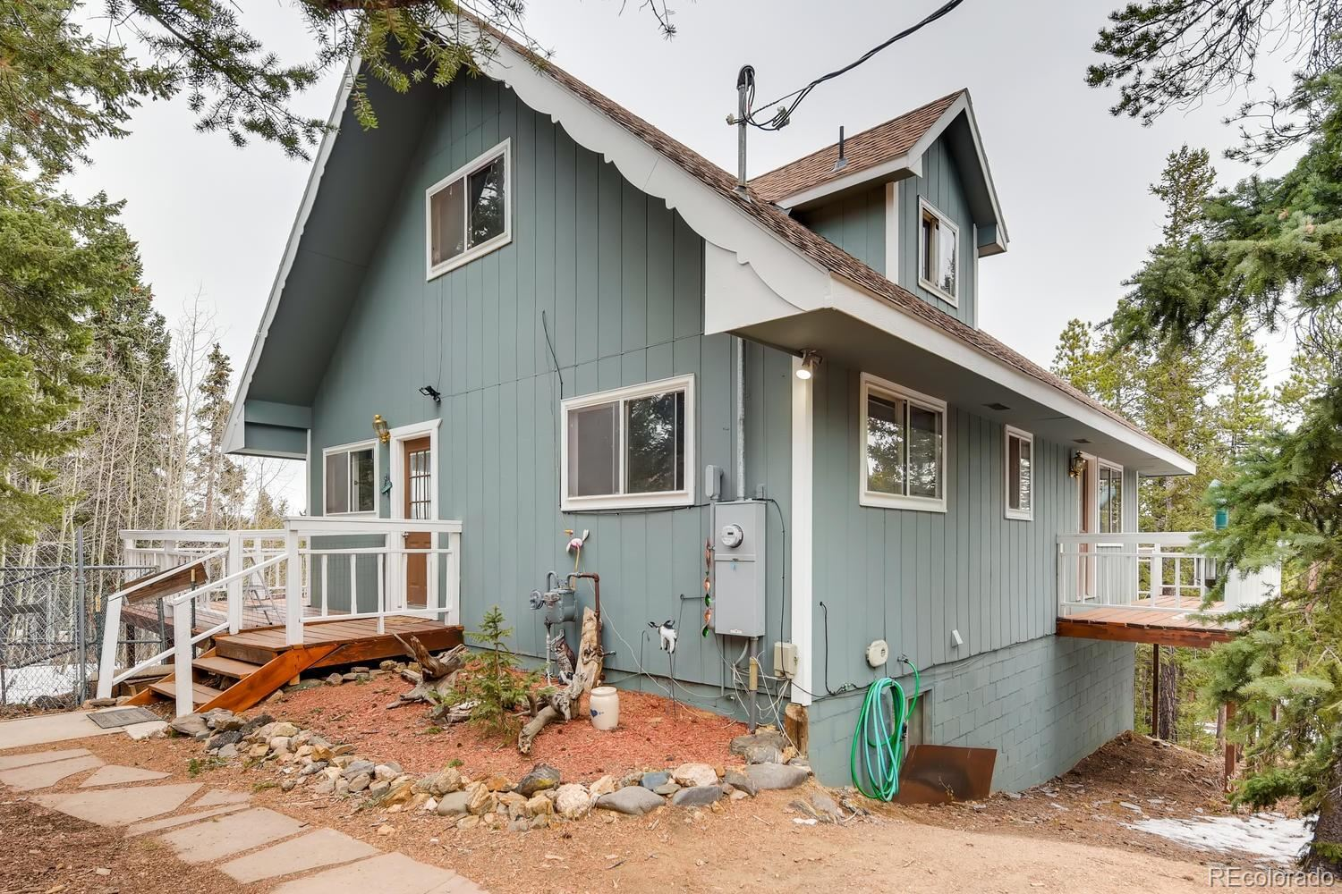 103  Silver Road, Black Hawk, CO 80422 - #: 8075242