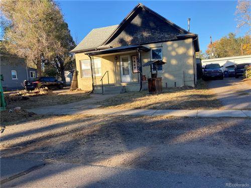 Photo of 1427 Benton Street, Lakewood, CO 80214 (MLS # 4085243)