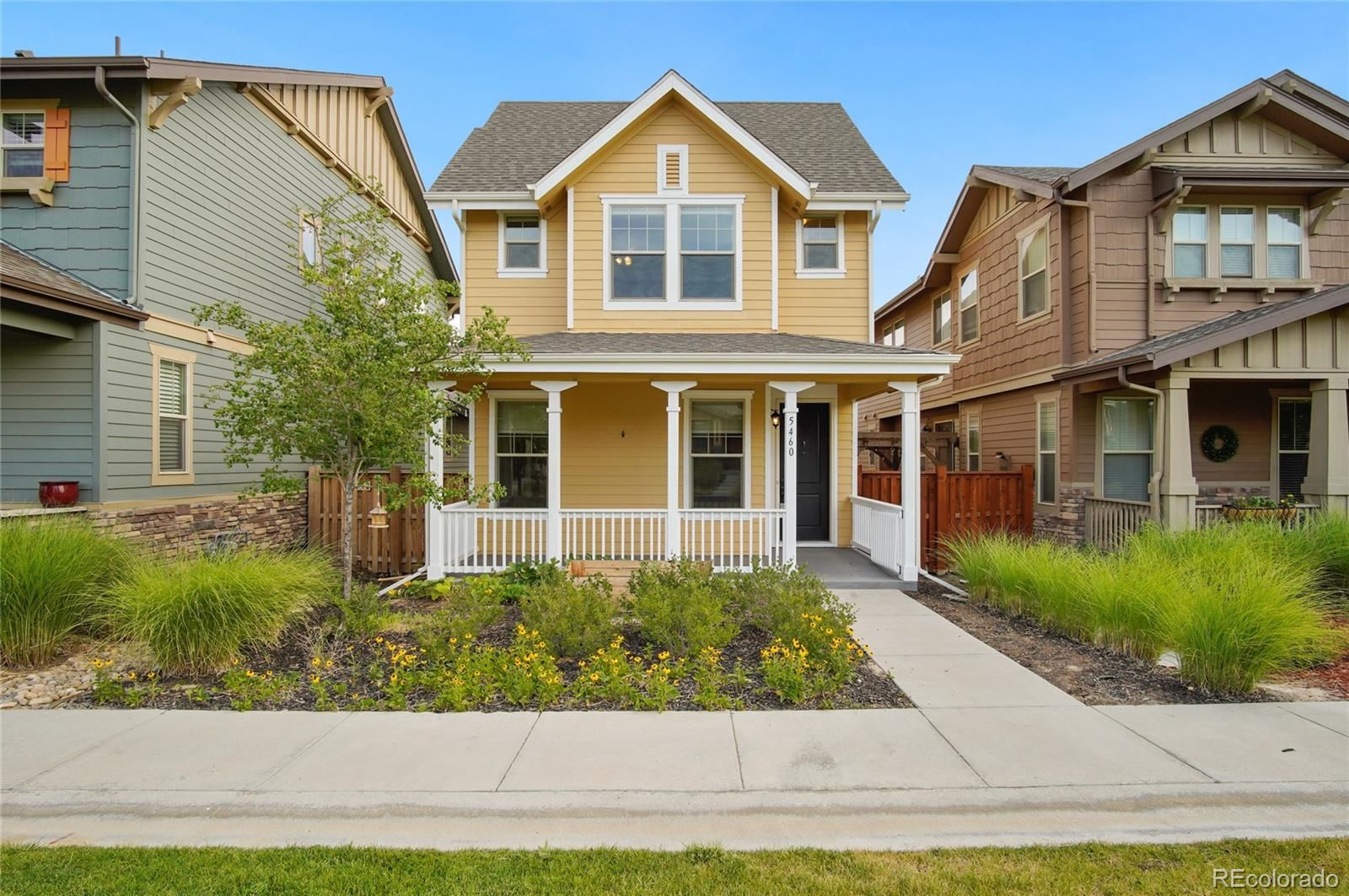 5460 Xenia Street, Denver, CO 80238 - #: 4249243