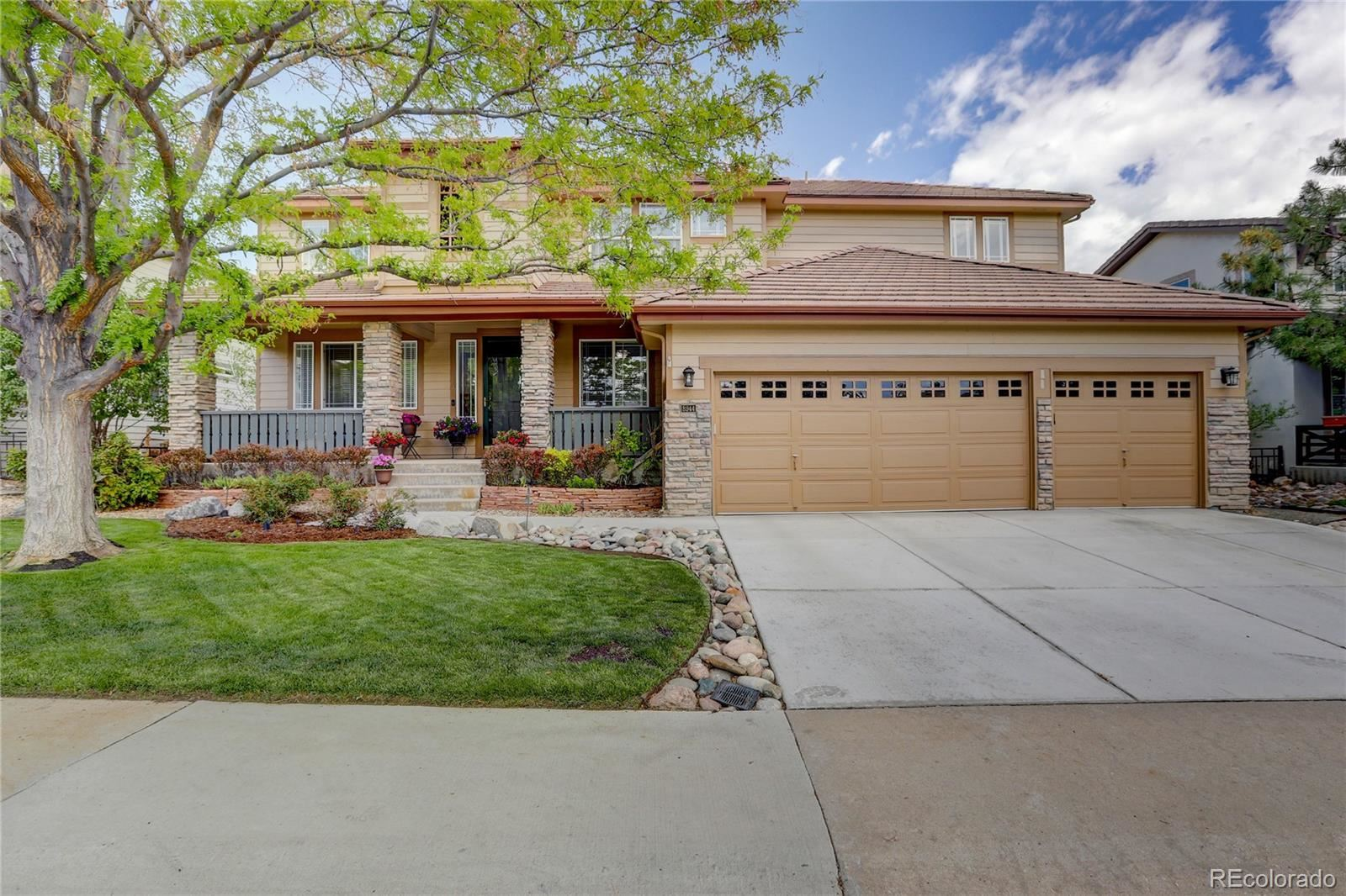 8944  Hunters Way, Highlands Ranch, CO 80129 - #: 8653243