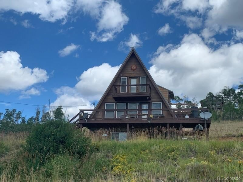 Photo of 257 Round Hill Road, Fairplay, CO 80440 (MLS # 9433244)
