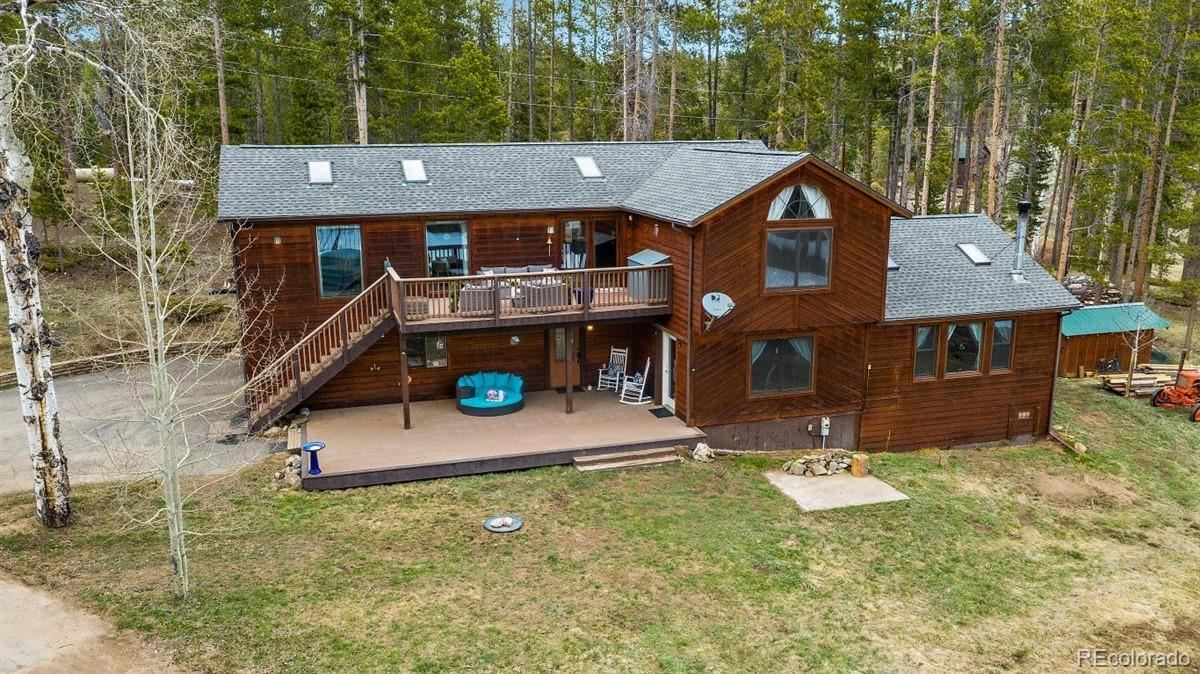 10898  Norton Avenue, Conifer, CO 80433 - #: 3951246