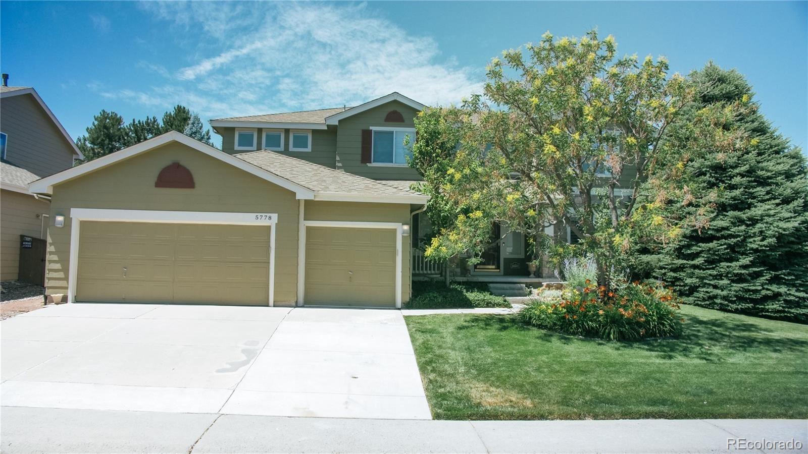 5778 Glenstone Drive, Highlands Ranch, CO 80130 - #: 5614246