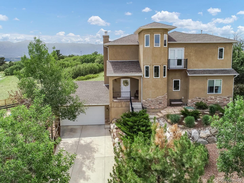 1312 Hazeline Lake Drive, Colorado Springs, CO 80921 - #: 5184247