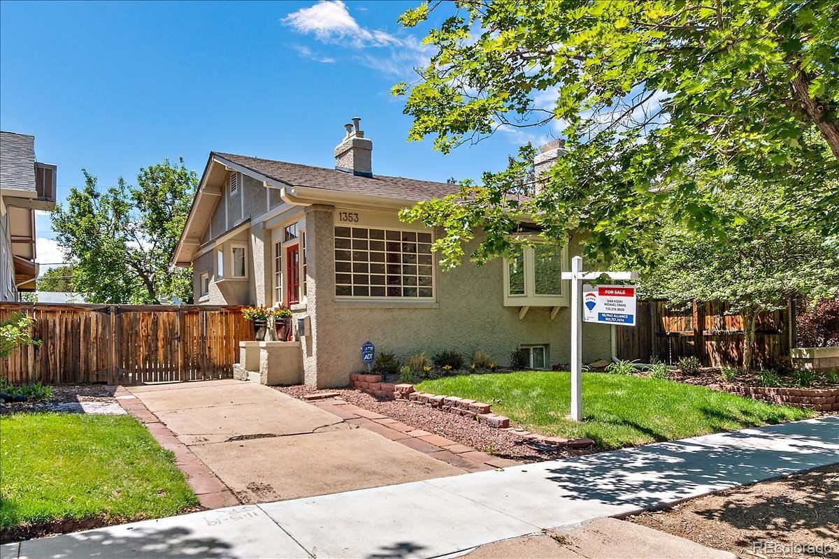 1353 S Clarkson Street, Denver, CO 80210 - #: 5724247