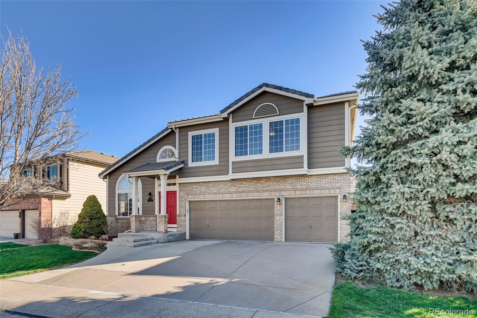 3387  Oak Leaf Place, Highlands Ranch, CO 80129 - #: 9087247