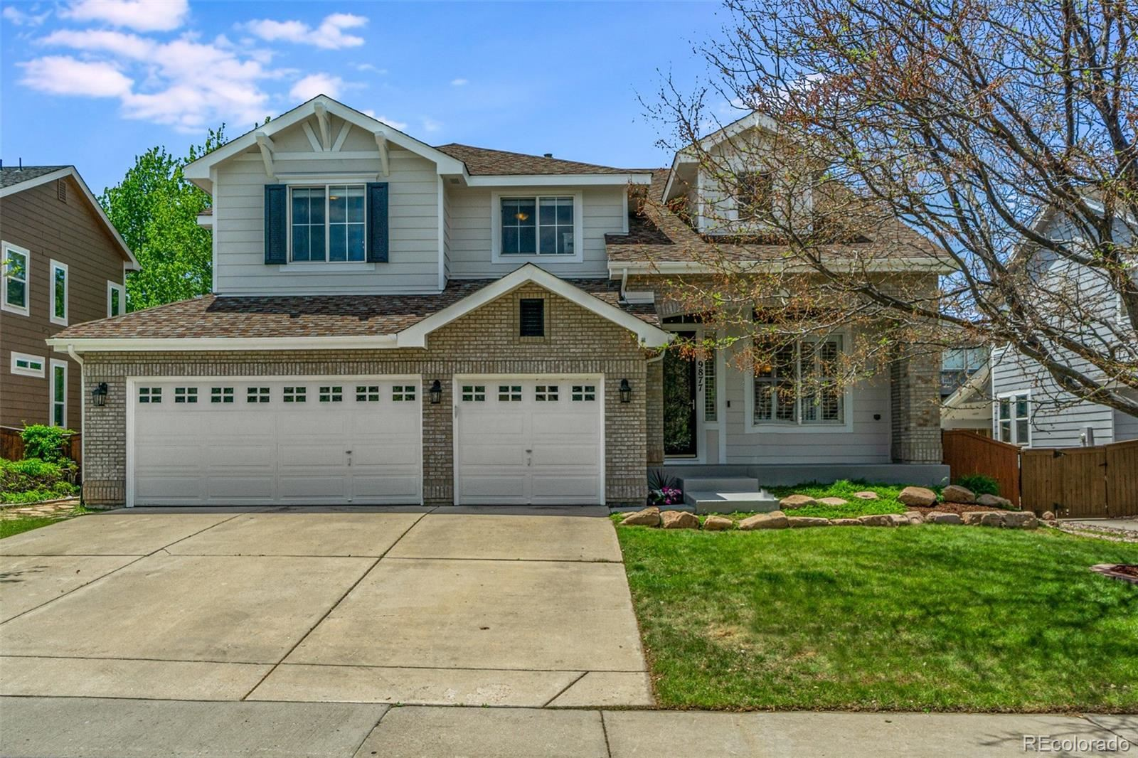 9877  Arthur Lane, Highlands Ranch, CO 80130 - #: 8307248