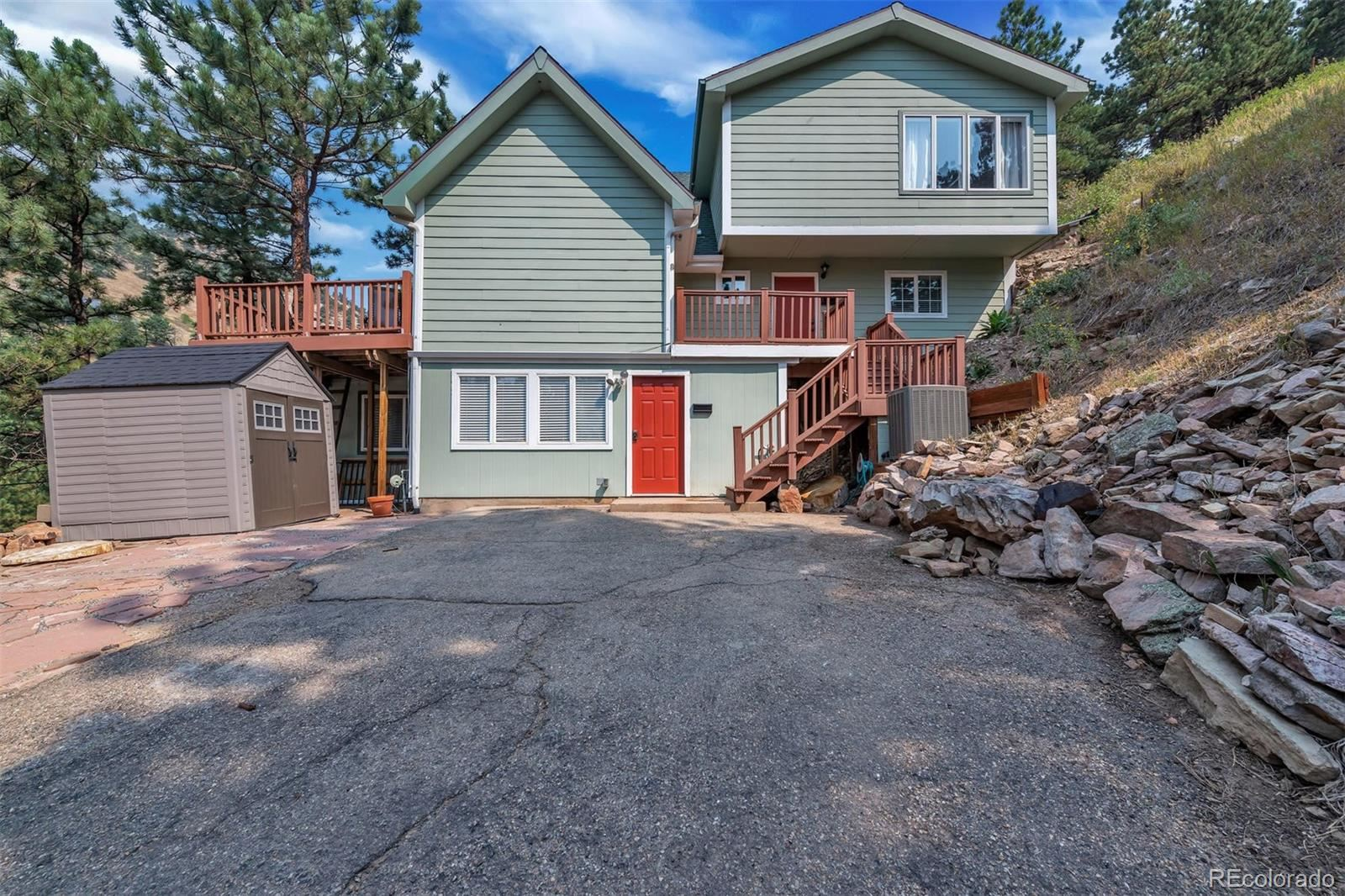93 PINE NEEDLE Road, Boulder, CO 80304 - #: 8928248