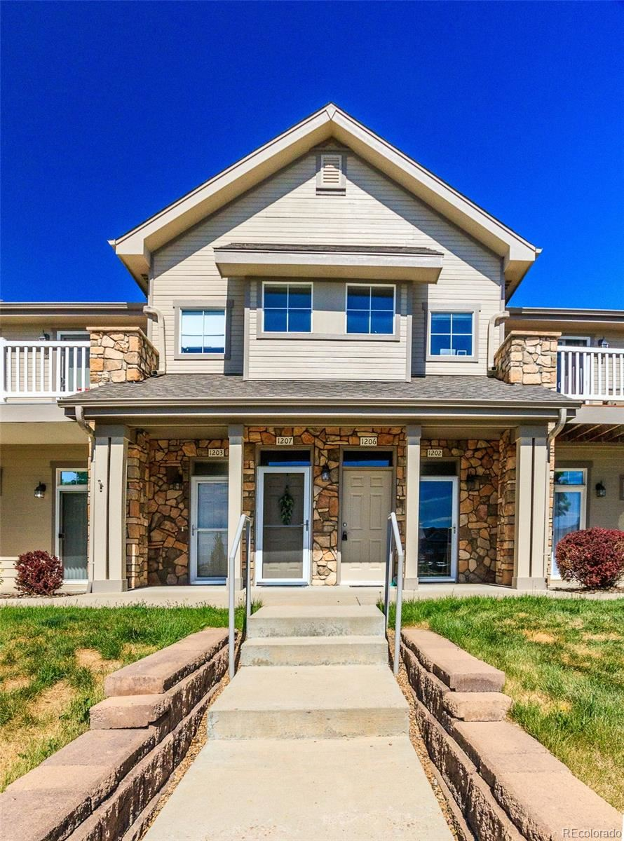 10818 Cimarron Street #1206, Firestone, CO 80504 - #: 2555249