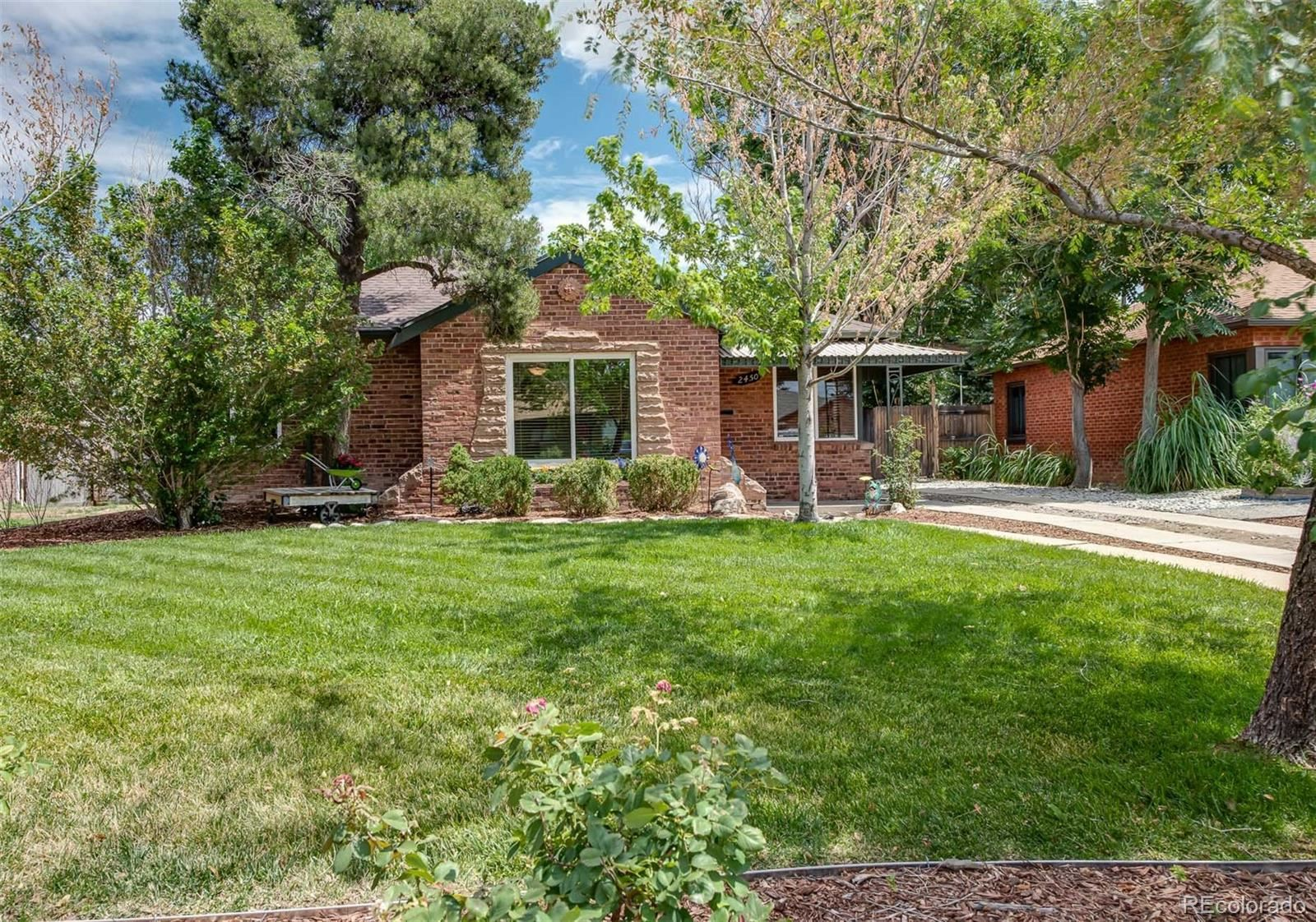 2450 Olive Street, Denver, CO 80207 - #: 5332249