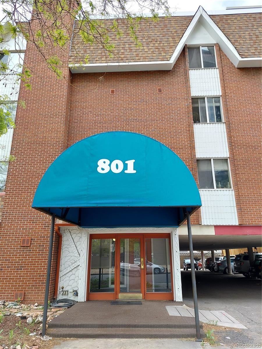 Photo of 801 N Pennsylvania Street #306, Denver, CO 80203 (MLS # 8727249)